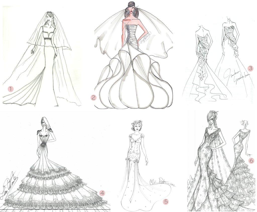 2012-wedding-dresses-anne-hathaway-bridal-gown-sketches-celeb-weddings.full