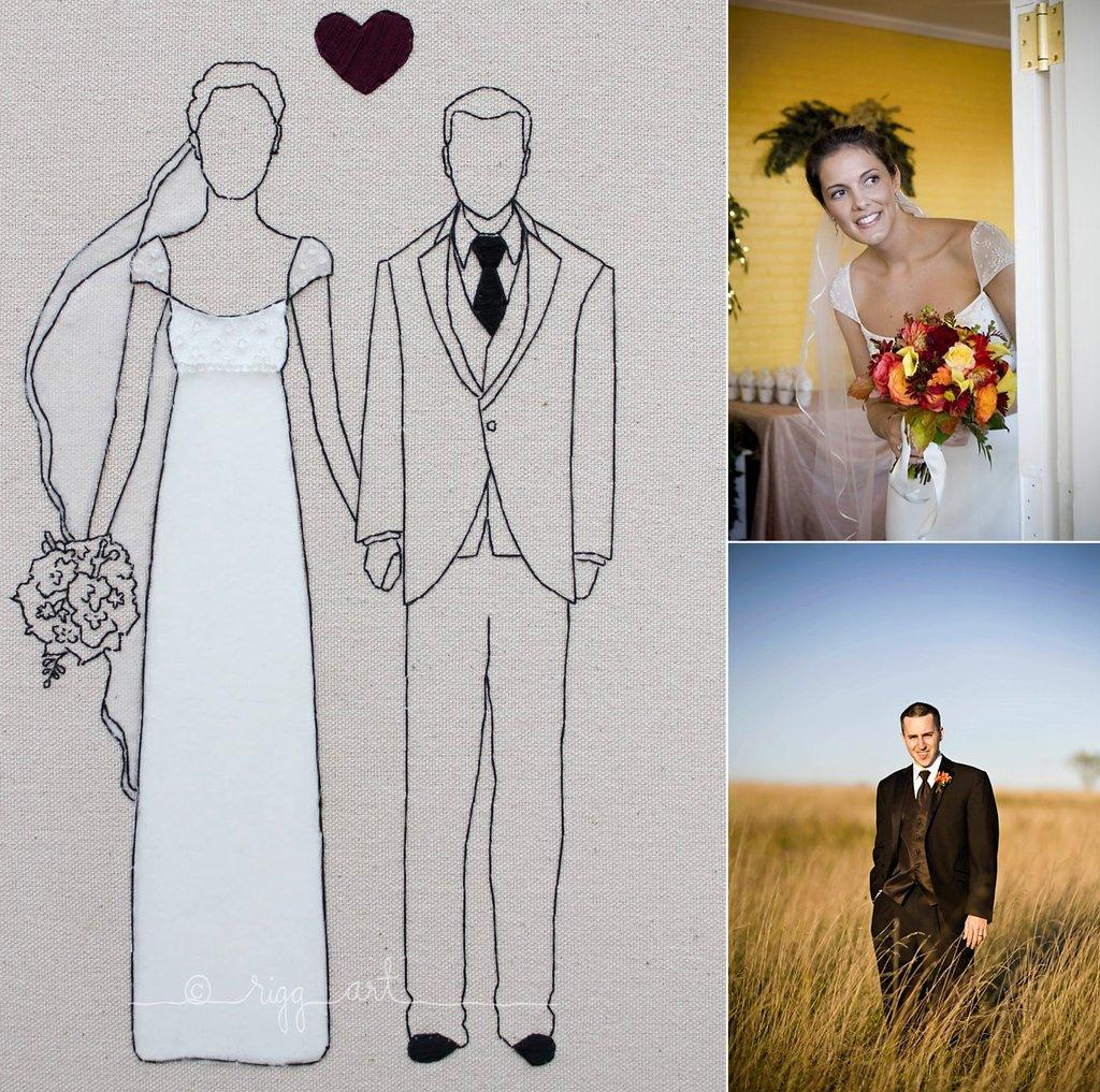 Real-wedding-portraits-art-bride-groom-handmade.full