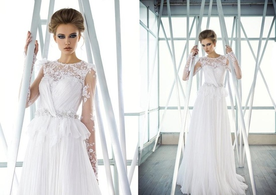 2012 wedding dress mira zwillinger bridal gowns 10