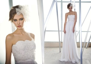 photo of WOWza 2012 Wedding Dresses by Mira Zwillinger