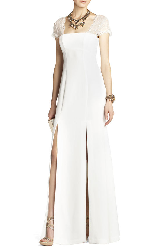 BCBG wedding dress Max Azria Bridal 2