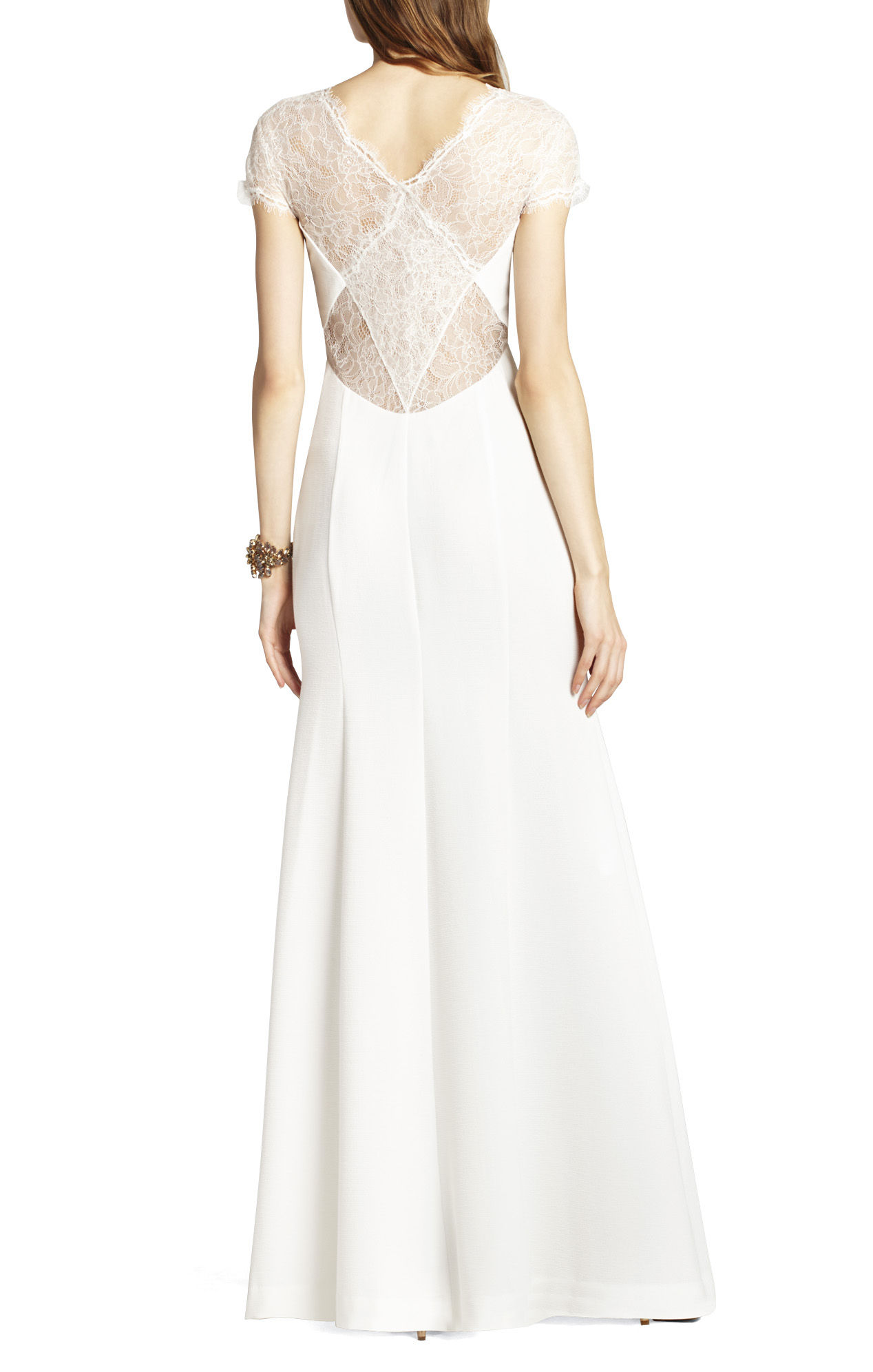 bcbg wedding dresses bcbg wedding dress max azria bridal 2 onewed 1531