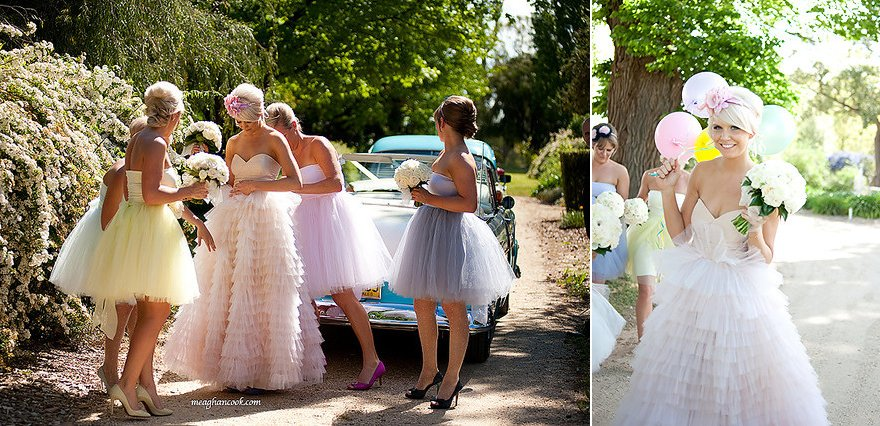 Tulle-wedding-dresses-short-bridesmaids-dresses.full