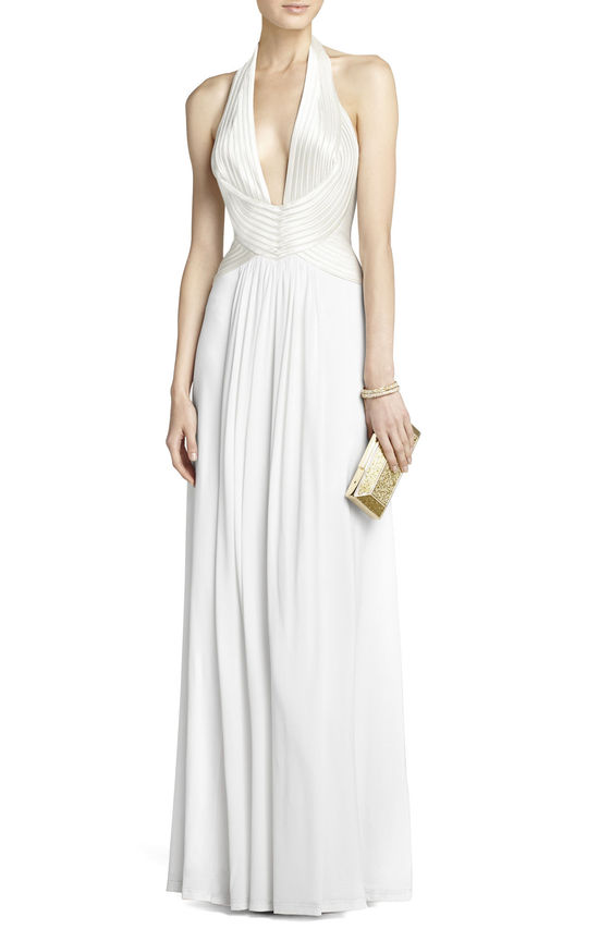 BCBG wedding dress Max Azria Bridal Anita