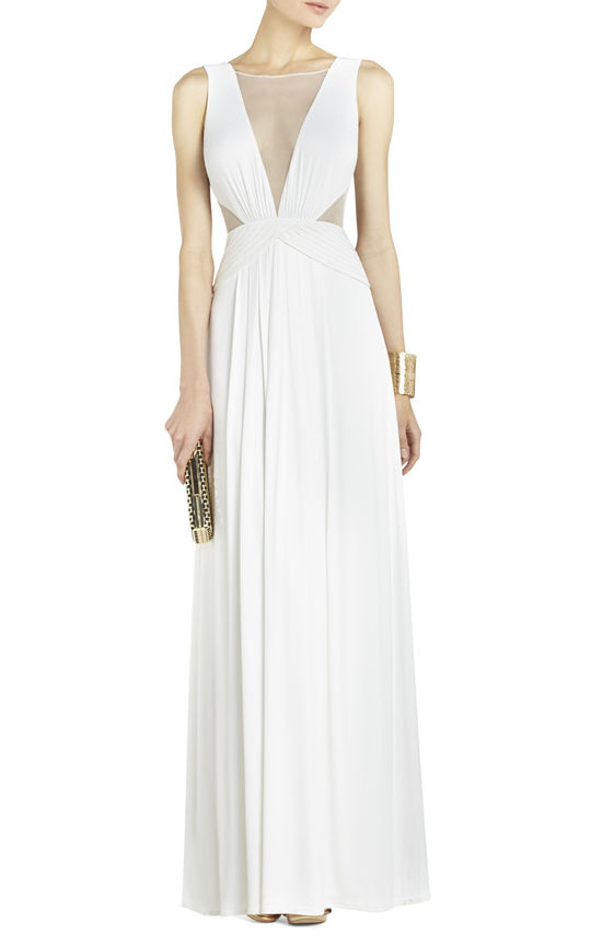 BCBG wedding dress Max Azria Bridal magdalena