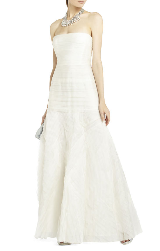 BCBG wedding dress Max Azria Bridal marisa