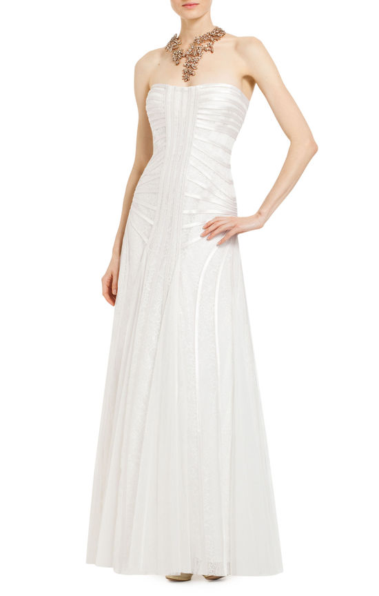 BCBG wedding dress Max Azria Bridal magnolia