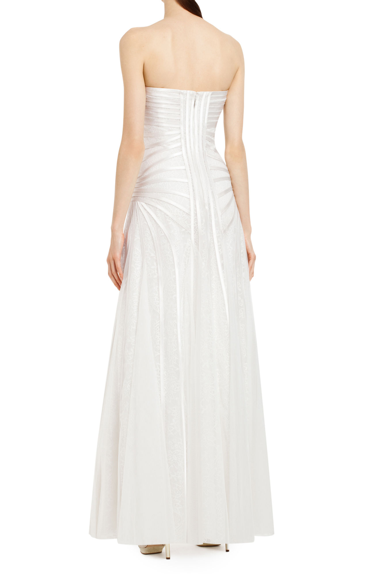 bcbg wedding dresses bcbg wedding dress max azria bridal magnolia onewed 1531