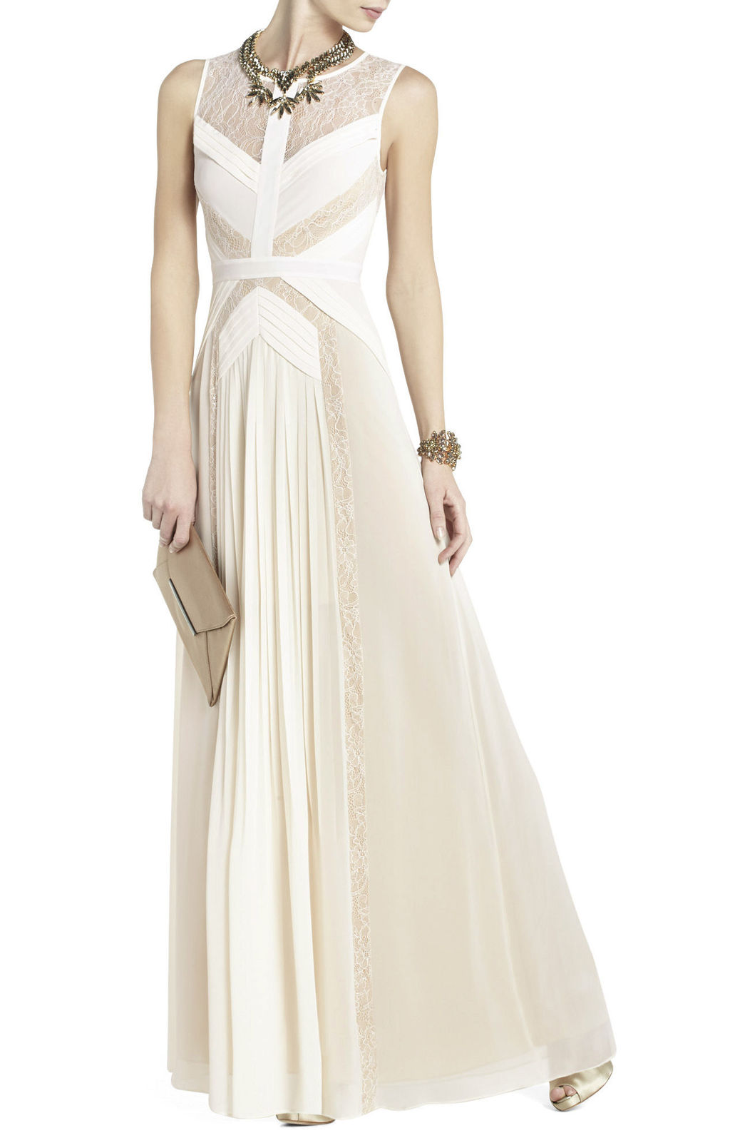 Avi-pleated-wedding-gown-with-sheer-lace-panels.full