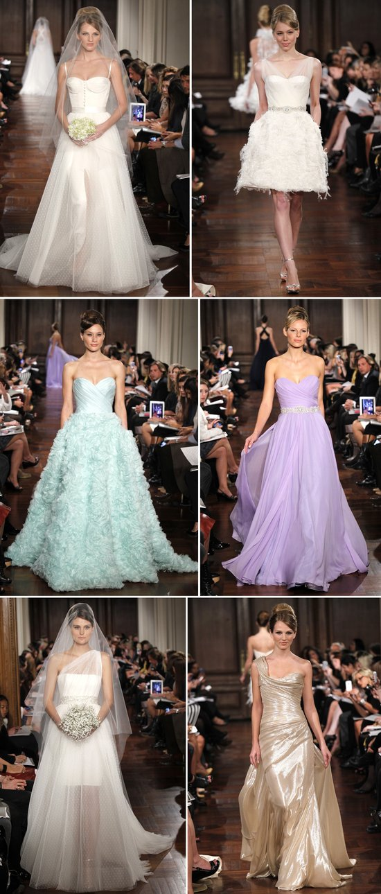2012 wedding dresses romona keveza bridal gown trends