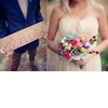 Outdoor-weddings-colorful-bridal-bouquet-strapless-wedding-dress.square