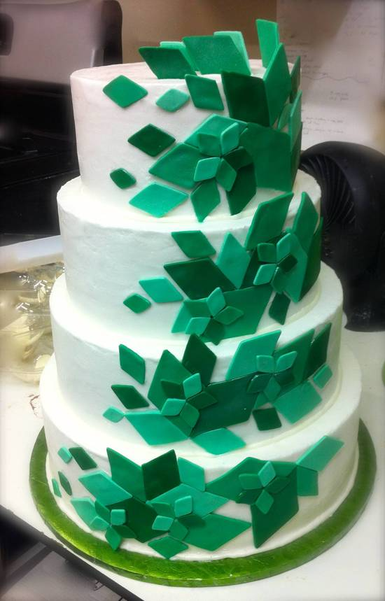 GreenDiamondWed