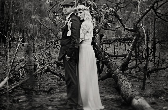 Outdoor-wedding-artistic-wedding-photography-bride-groom-black-white.full