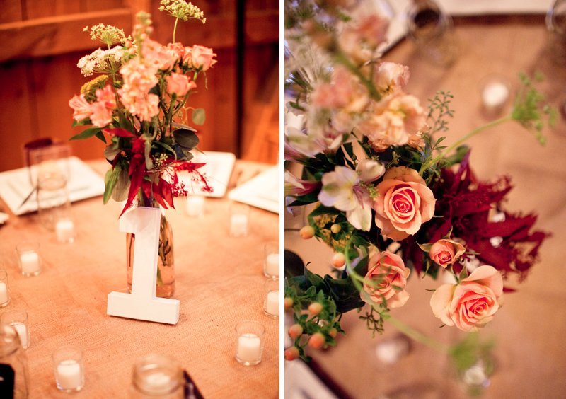 Rustic-barn-wedding-il-photographers-reception-table-numbers-and-centerpieces.full