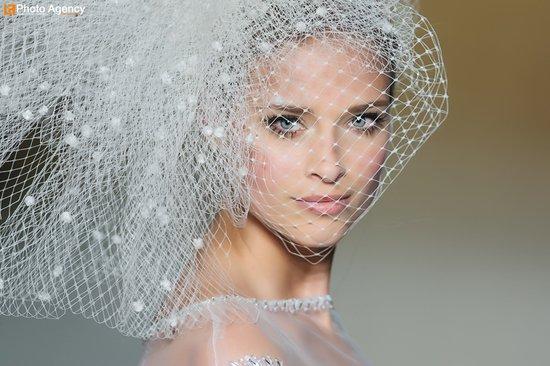 photo of Pronovias Catwalk Bridal Beauty Inspiration