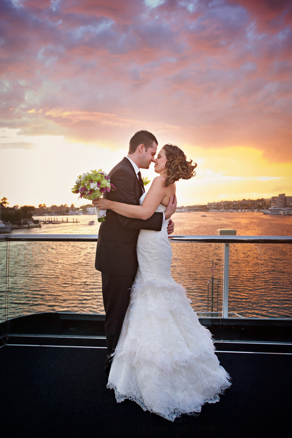 Electra Cruises Newport Beach Wedding Photography Jessica Elizabeth_12