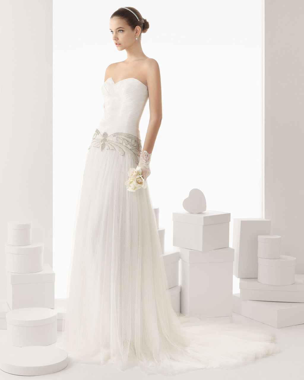 rosa clara wedding dress 2014 bridal cancion