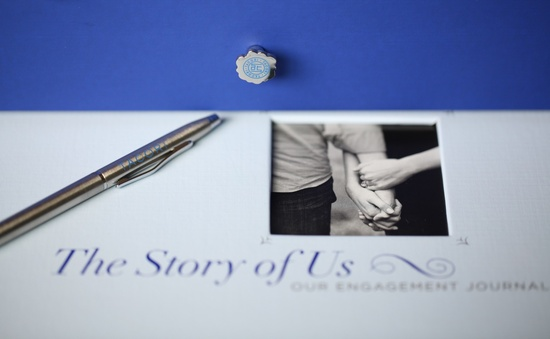 photo of WIN TACORI to Document Your Love Story