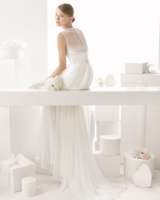 Rosa Clara wedding dress 2014 bridal Celta