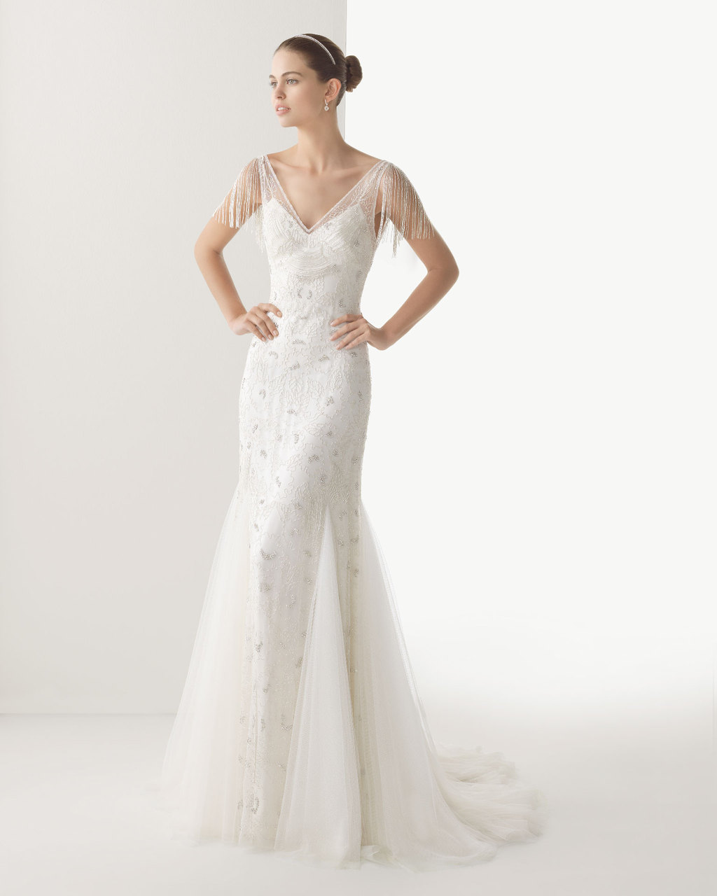 Rosa Clara wedding dress 2014 bridal clio