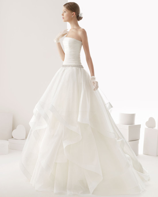 Rosa Clara wedding dress 2014 bridal Cava