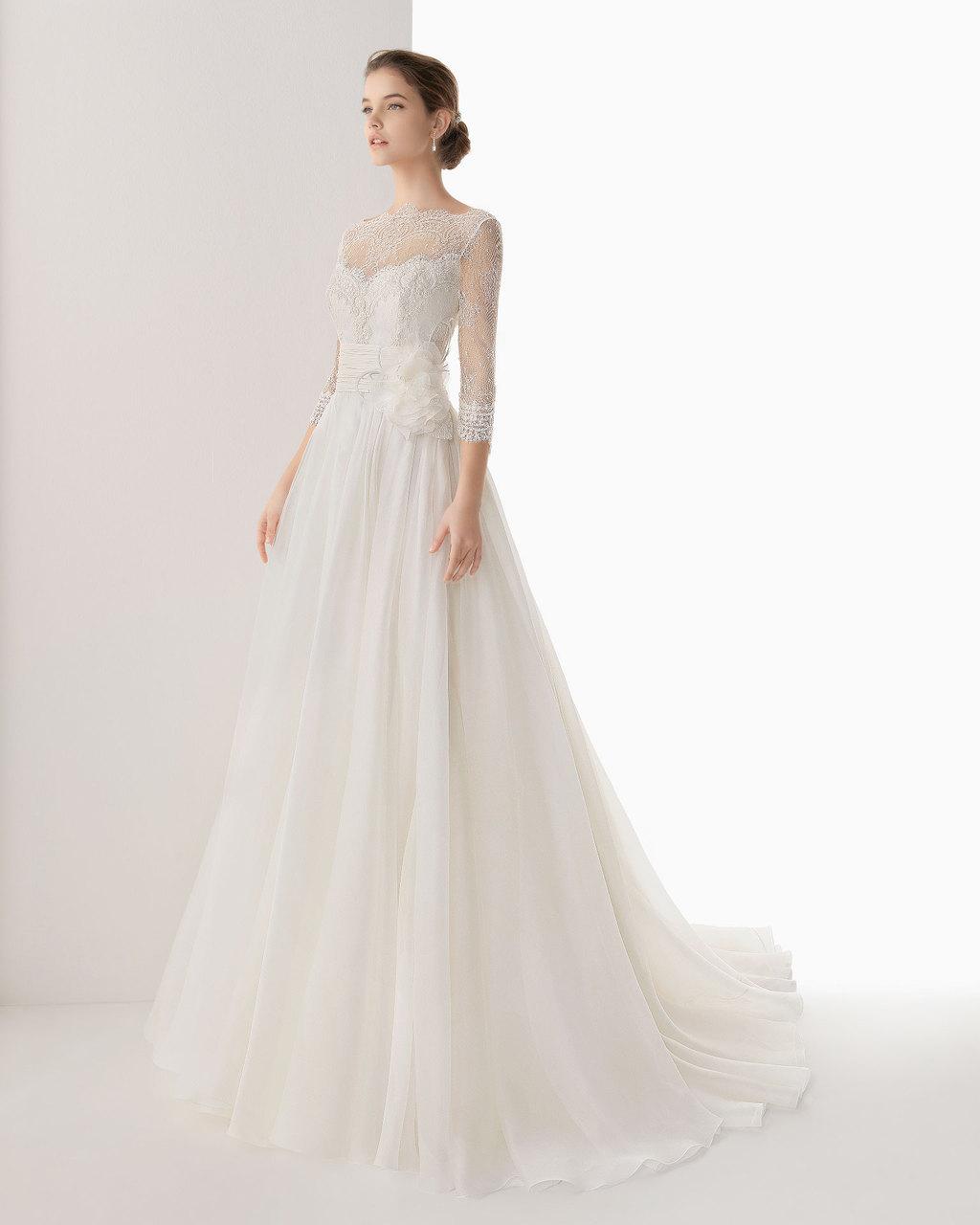 Rosa Clara Wedding Dress 2014 Bridal Celta