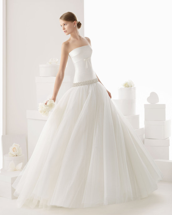 Rosa Clara wedding dress 2014 bridal Carpa