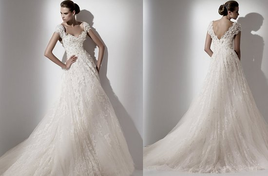 caelum wedding dress 2012 bridal gowns elie saab 2