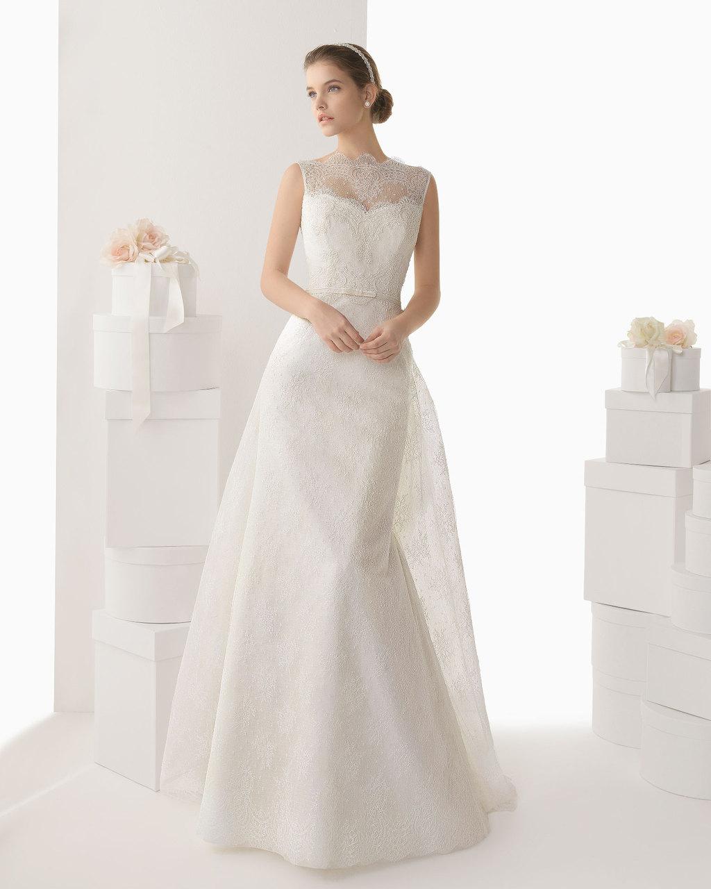 Clara wedding dress 2014 bridal Candela