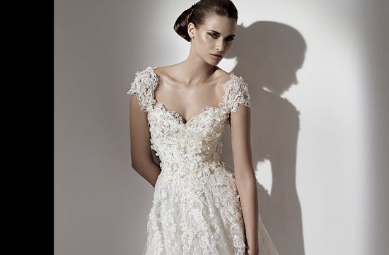 photo of Caelum wedding dress, 2012 by Elie Saab