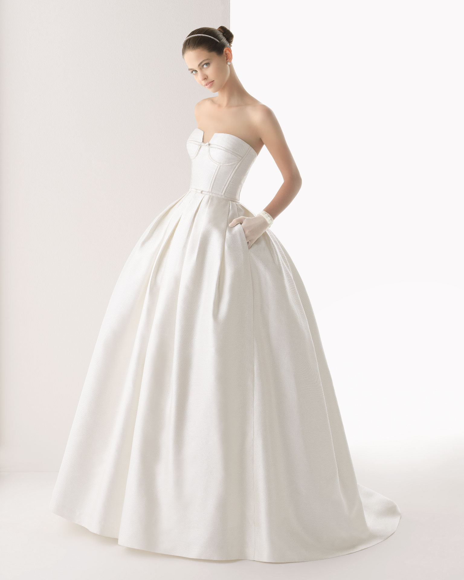 rosa clara wedding dress 2014 bridal colombia