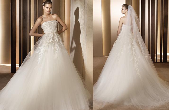 Laertes wedding dress 2012 bridal gowns elie saab 2 for Elie saab 2012 wedding dresses