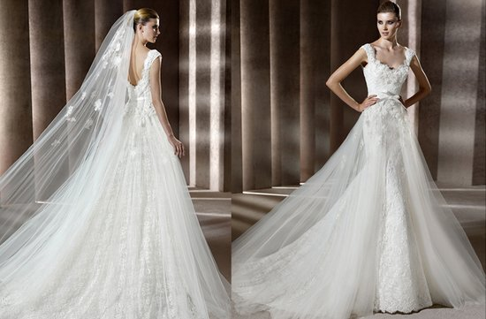photo of Ardelia wedding dress, 2012, Elie Saab