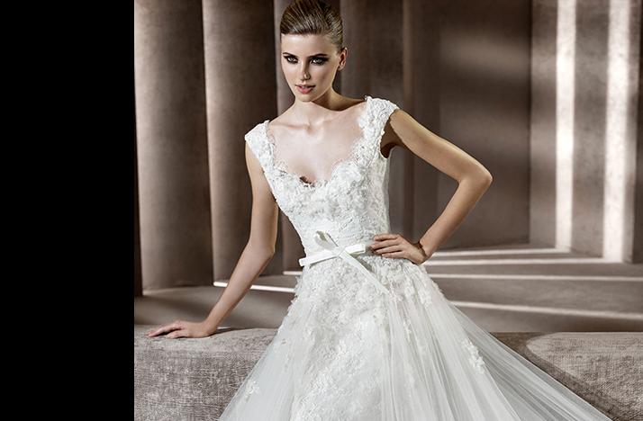 Ardelia wedding dress 2012 elie saab bridal gowns for Elie saab prices wedding dress