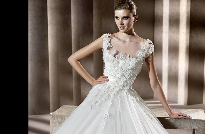 elie saab wedding dress 2012 bridal gowns neftis