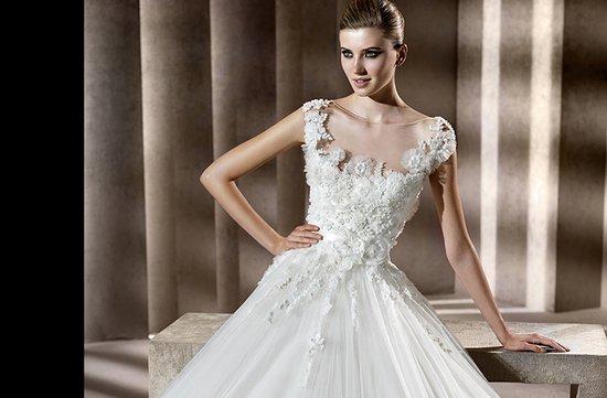 photo of Neftis wedding dress, Elie Saab 2012