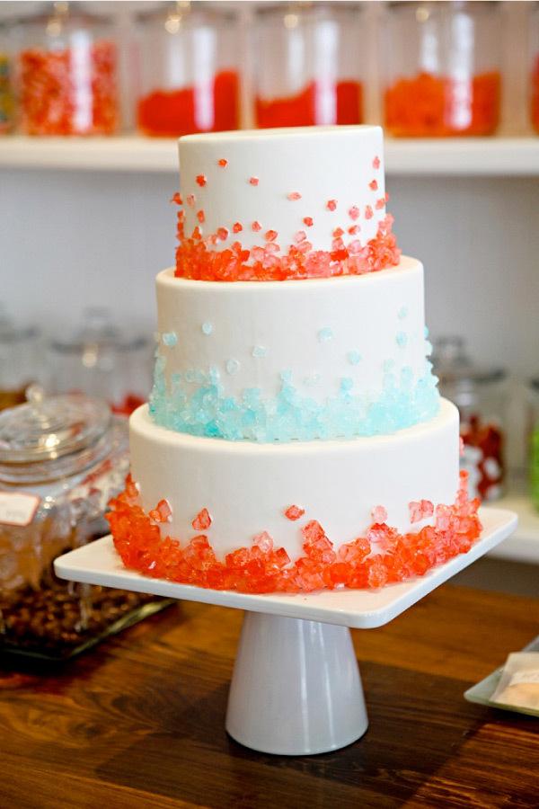 wedding | Amazing Grace Cakes – Bespoke Cake Designs ... |Pink And Blue Wedding Cakes