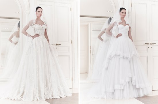 Zuhair Murad Wedding Dresses 2014 Bridal 1