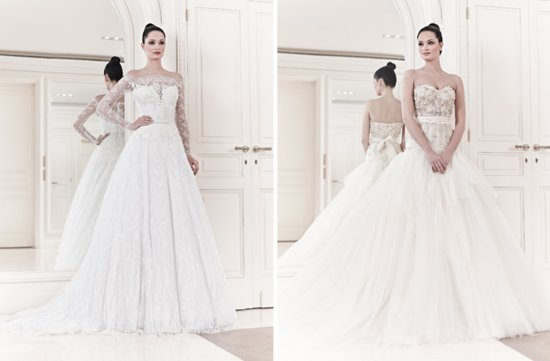 Zuhair Murad Wedding Dresses 2014 Bridal 3