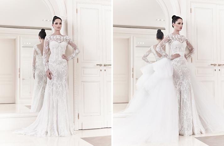 Zuhair murad wedding dresses 2014 bridal 4 for Zuhair murad 2014 wedding dresses