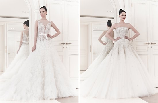 Zuhair Murad Wedding Dresses 2014 Bridal 5