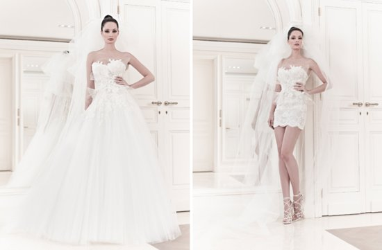 Zuhair Murad Wedding Dresses 2014 Bridal 6