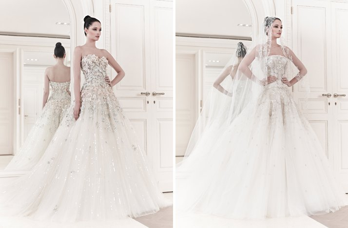 Zuhair Murad Wedding Dresses 2014 Bridal 9