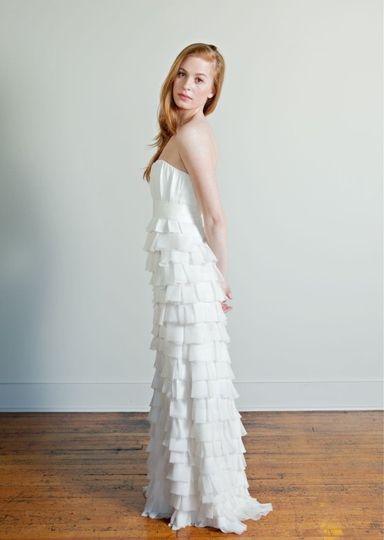 photo of Josephine bridal gown by Andie McGuire