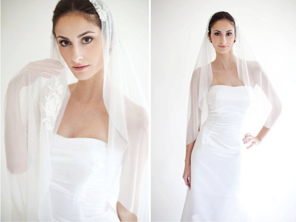 Tulle-mantilla-bridal-veil-with-lace-applique.full