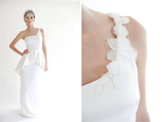 Marisol Aparico wedding dresses and veils on Etsy 2