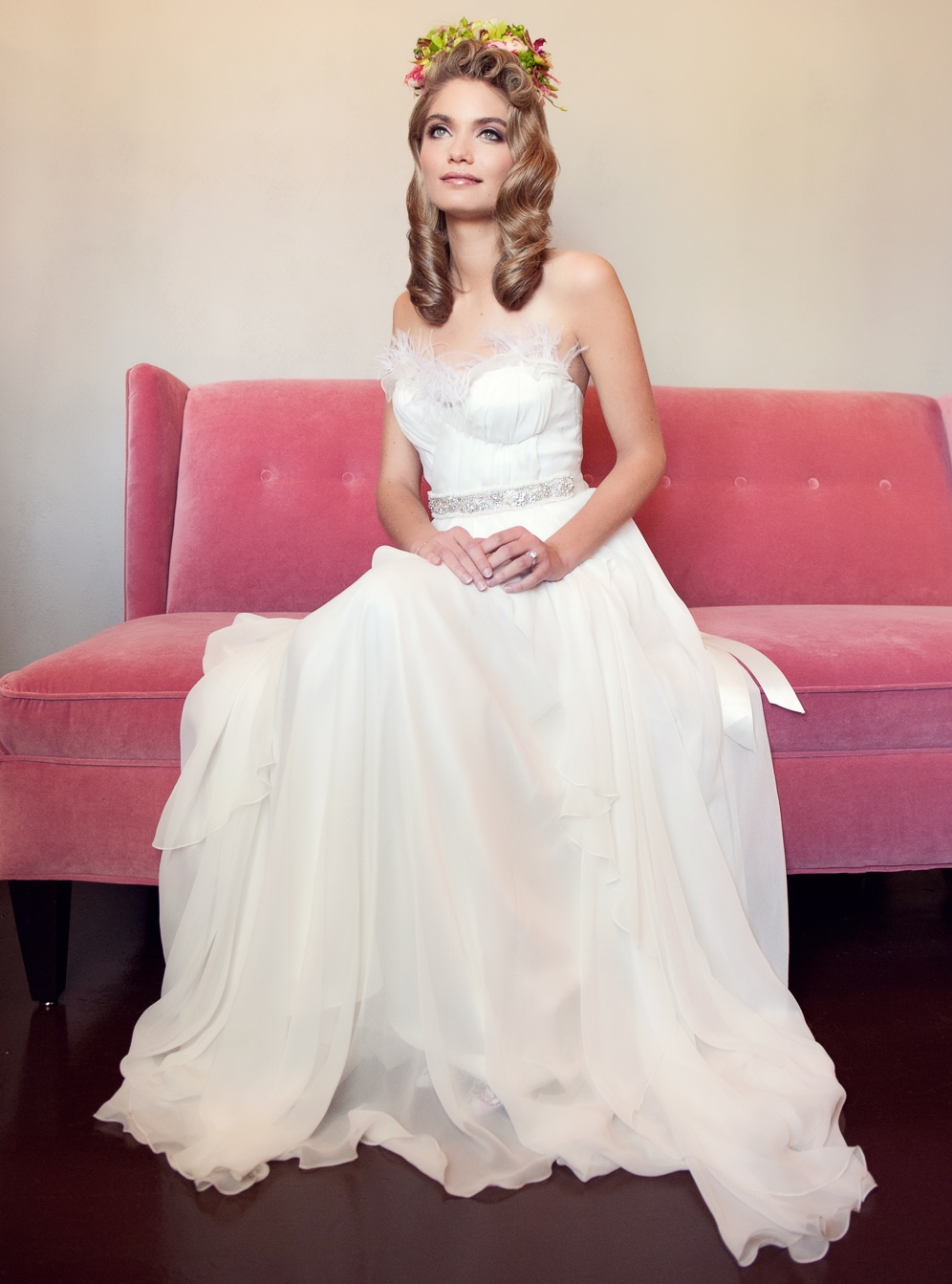 bride wedding dress handmade bridal gown