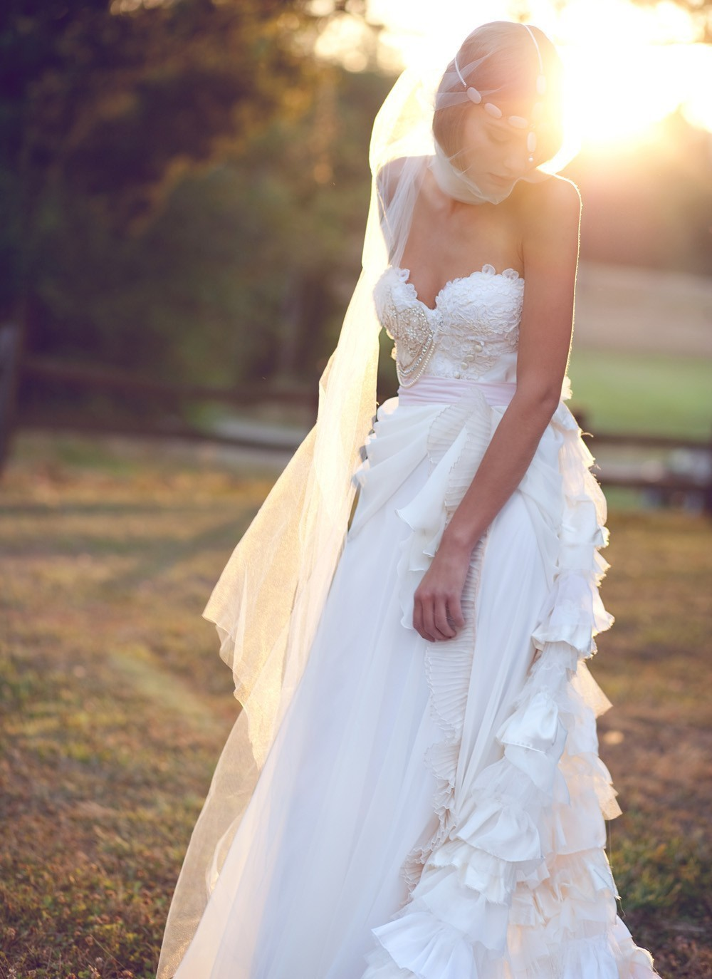 handmade wedding dresses etsy bridal gown bohemian claire lafaye