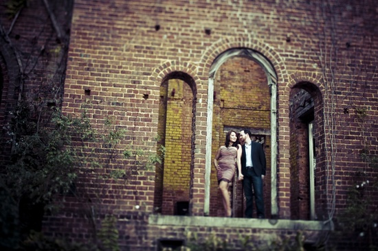 photo of Engagement Session Inspiration: Take It Outside!