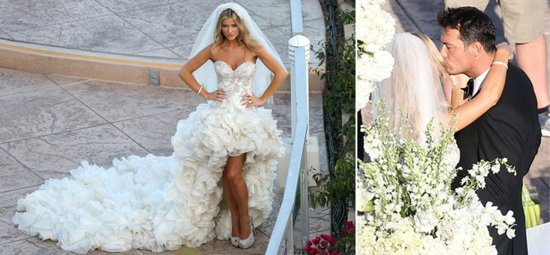 Celebrity summer weddings 2013 Joanna Krupa